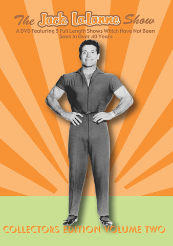 Jack LaLanne Collector's Series: Volume 2