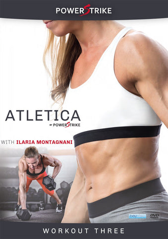 Atletica by Powerstrike Vol. 3 With Ilaria Montagnani