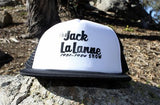 Jack LaLanne Show Classic Trucker Cap - Collage Video