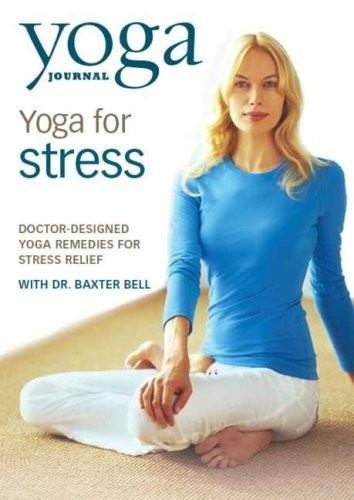 Yoga Journal's Yoga for Stress - Collage Video