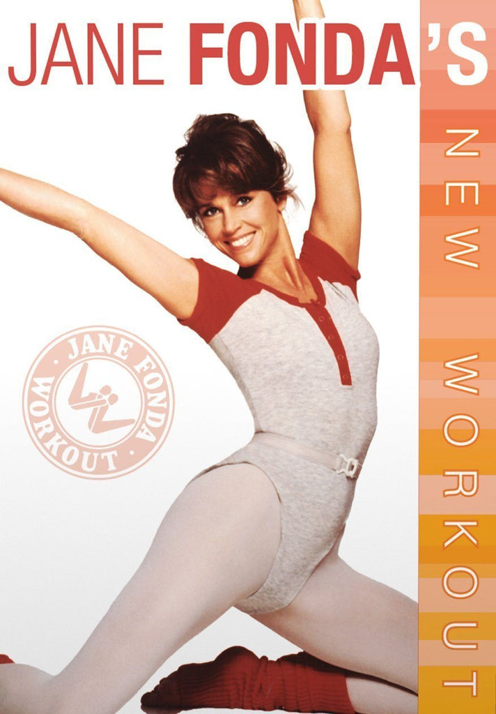 Jane Fonda: New Workout - Collage Video