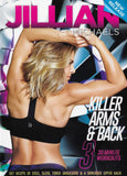 Jillian Michaels Killer Arms & Back - Collage Video