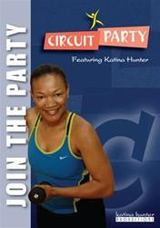 Katina Hunter: Circuit Party - Collage Video