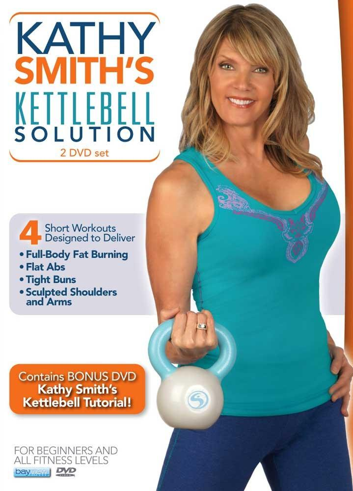 Kathy Smith's Kettlebell Solution - Collage Video