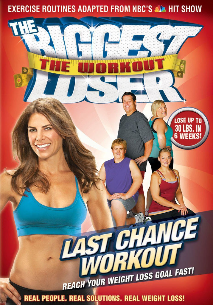 The Biggest Loser: Last Chance Workout - Collage Video