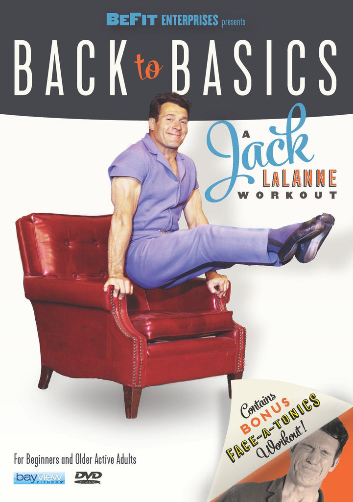 (Huge Savings!) Jack LaLanne: Back To Basics - Collage Video