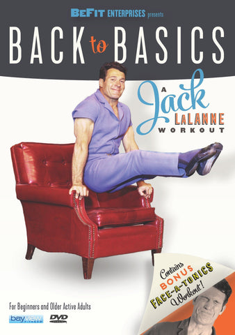 (Huge Savings!) Jack LaLanne: Back To Basics