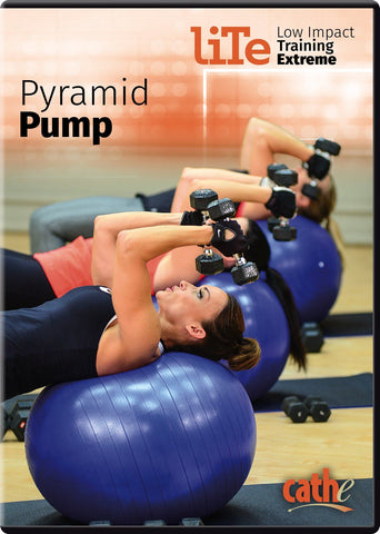 Cathe Friedrich's LITE Pyramid Pump