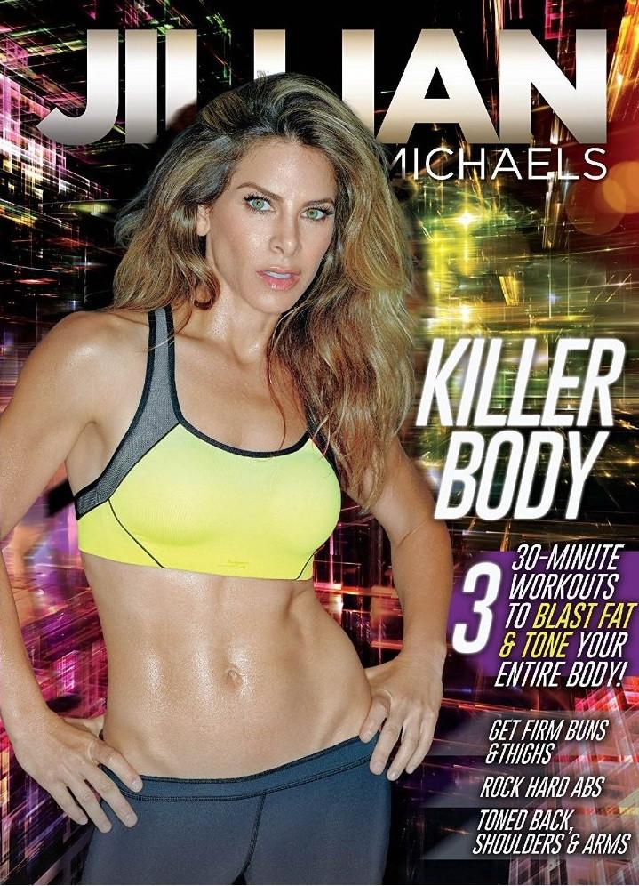 Jillian Michaels: Killer Body - Collage Video