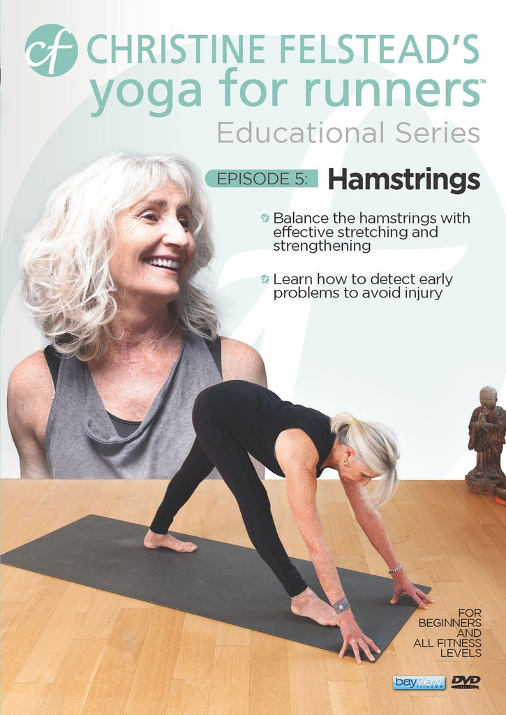 Yoga For Runners: Hamstrings (Ep. 5) - Collage Video