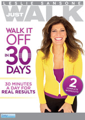 Leslie Sansone: Walk It Off In 30 Days - Collage Video