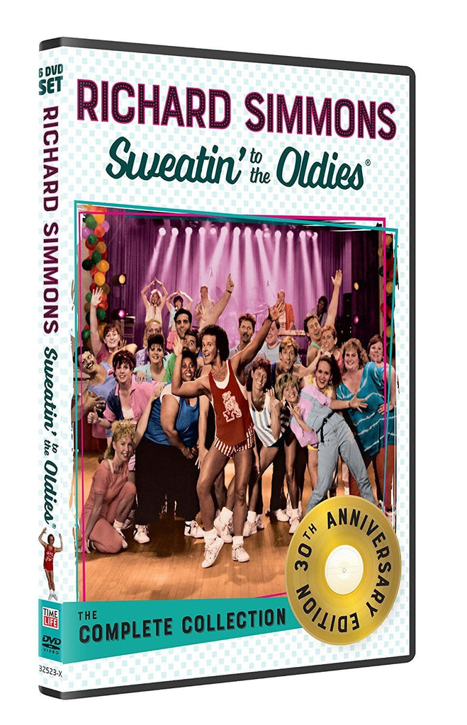 Richard Simmons: Sweatin' to the Oldies The Complete Collection 30th Anniversary - Collage Video