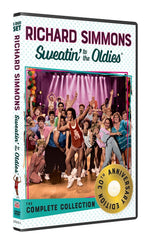 (Limited Quantities) Richard Simmons: Sweatin' to the Oldies The Complete Collection 30th Anniversary - Collage Video