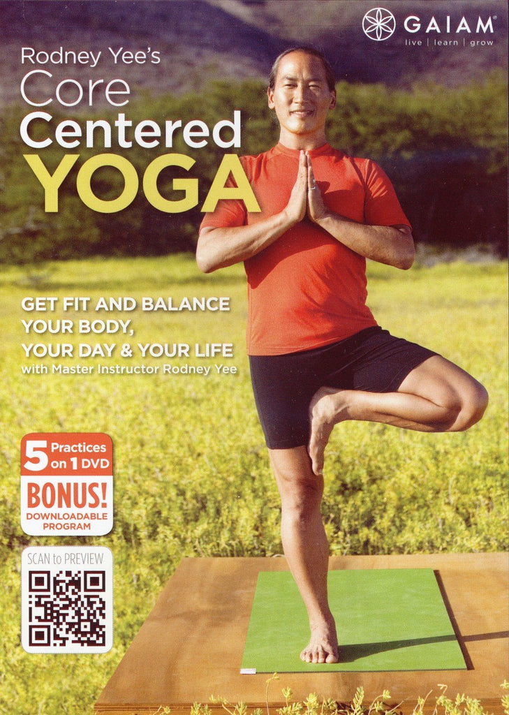 Rodney Yee's Core Centered Yoga