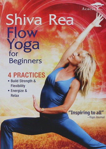 Shiva Rea's Flow Yoga for Beginners
