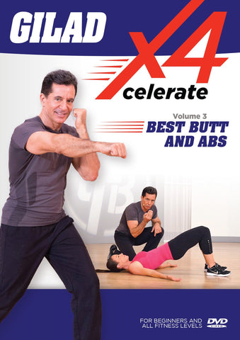Gilad: Xcelerate 4: #3 Best Butt and Abs