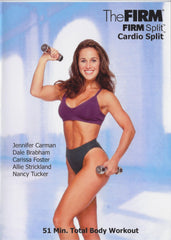 Classic FIRM Parts: Cardio Split - Collage Video