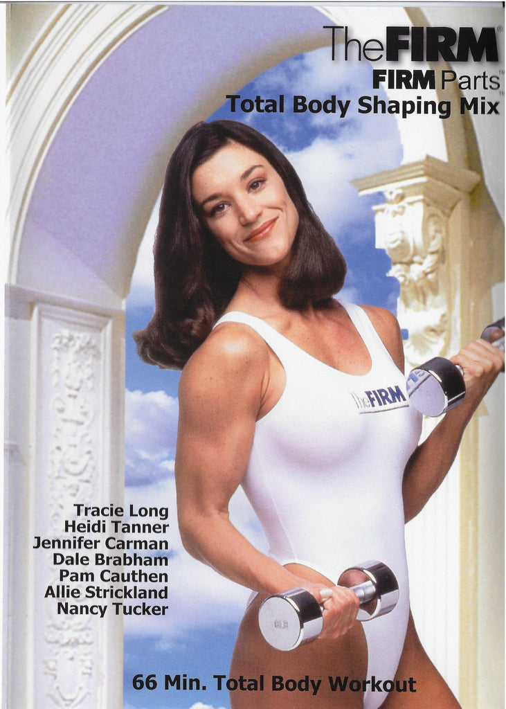 The Firm: Total-Body Shaping Mix - Collage Video