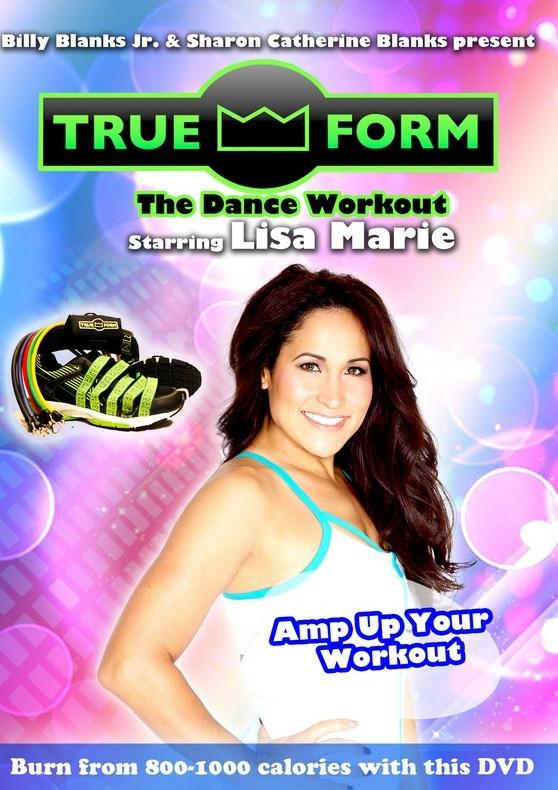 True Form: The Dance Workout with Lisa Marie