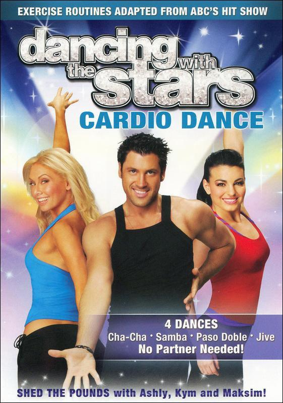 Dancing with the Stars: Cardio Dance - Collage Video