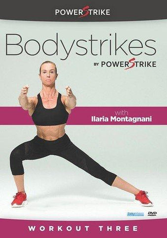 Bodystrikes by Powerstrike Vol. 3 with Ilaria Montagnani