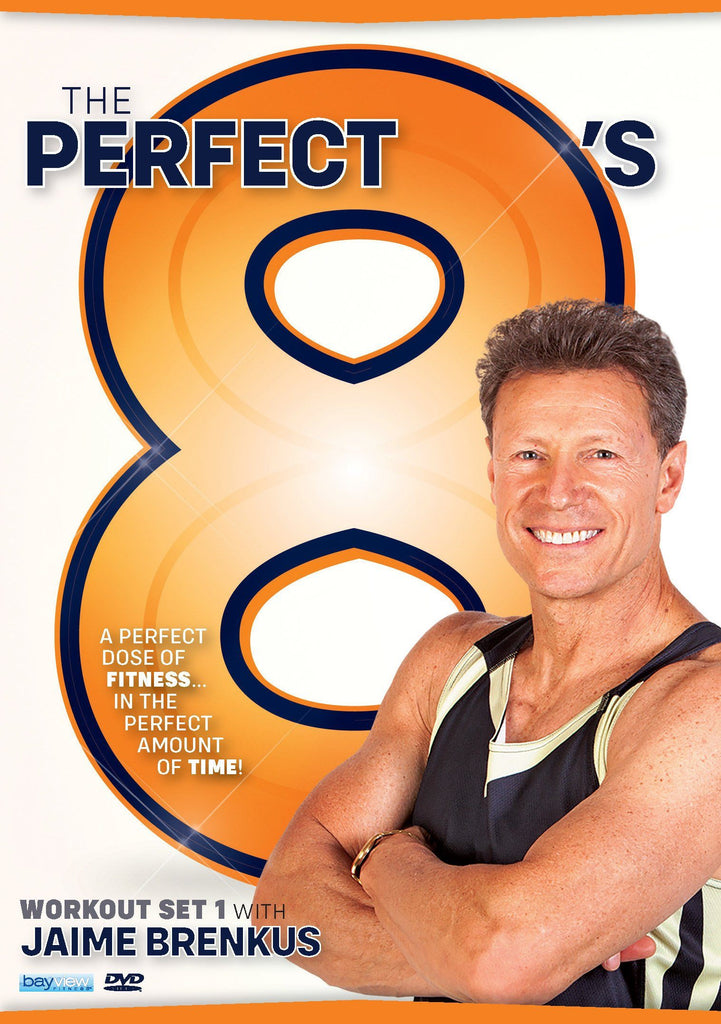 The Perfect 8'S: Workout Set One with Jaime Brenkus - Collage Video