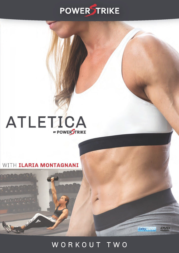 ATLETICA by Powerstrike Vol. 2 with Ilaria Montagnani - Collage Video