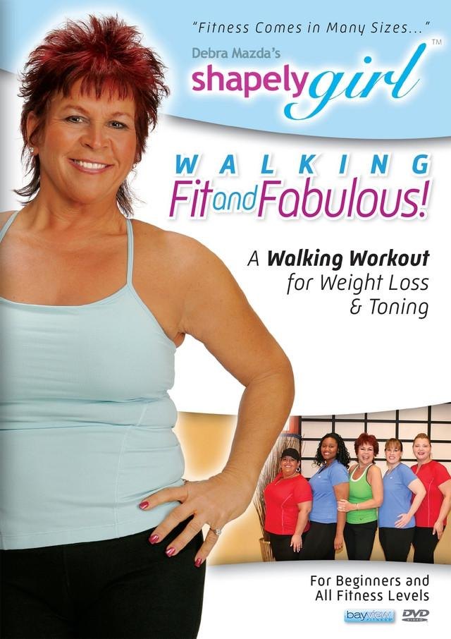 ShapelyGirl: Walking Fit and Fabulous with Debra Mazda