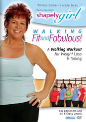 ShapelyGirl: Walking Fit and Fabulous with Debra Mazda - Collage Video