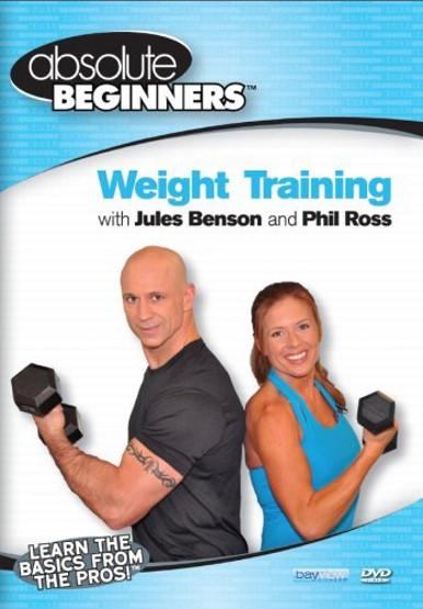 Absolute Beginners Fitness: Weight Training with Jules Benson and Phil Ross - Collage Video