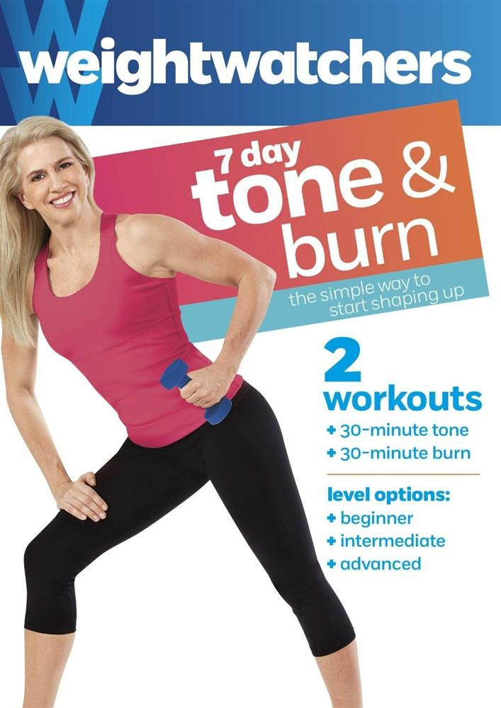 Weight Watchers: 7 Day Tone & Burn - Collage Video