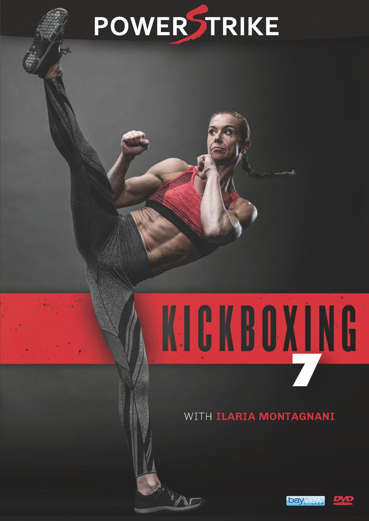 Powerstrike Kickboxing: Vol. 7 Workout with Ilaria Montagnani - Collage Video