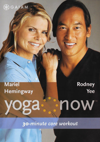 Yoga Now: 30-minute Core Workout with Rodney Yee & Mariel Hemingway