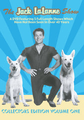 Jack LaLanne Collector's Series: Volume 1 - Collage Video
