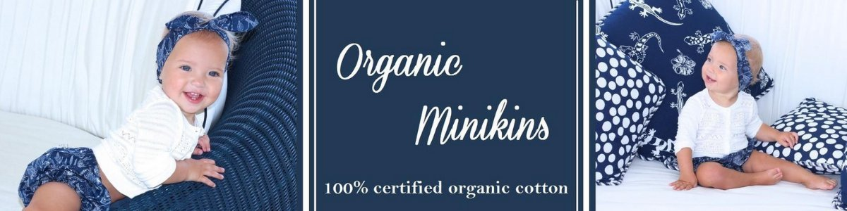 Organic Minikins | Just too Sweet Baby & Kids Store