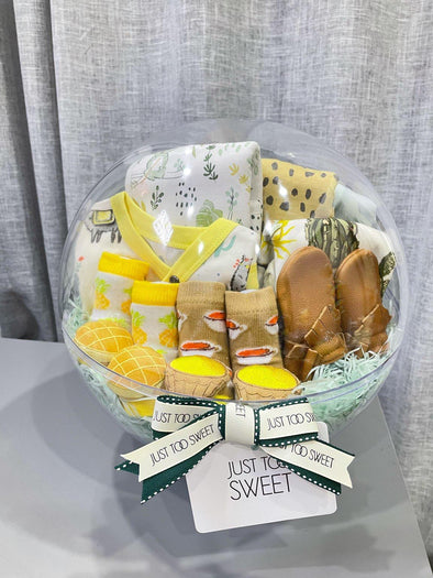 Just Too Sweet ALL YOU NEED baby hamper -Just too Sweet - Babies and Kids Concept Store