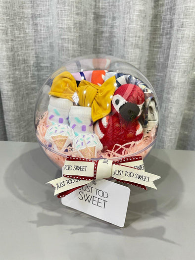 Just Too Sweet CHARLIE PARROT baby hamper -Just too Sweet - Babies and Kids Concept Store