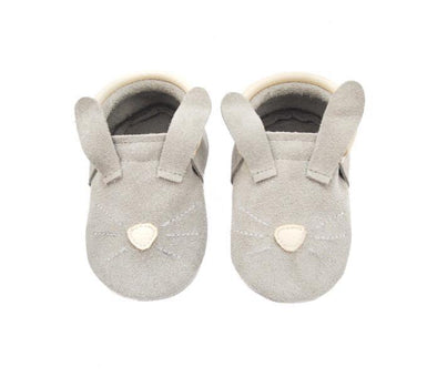 Little Lambo Handcrafted Moccasins - BUNNY -Just too Sweet - Babies and Kids Concept Store