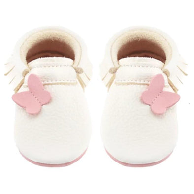 Little Lambo Handcrafted moccasins - FLY AWAY -Just too Sweet - Babies and Kids Concept Store