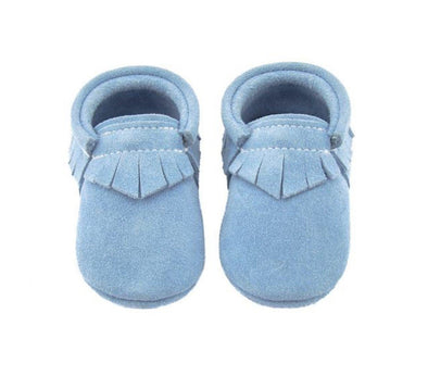 Little Lambo Handcrafted Moccasins - FRINGE SANTORINI -Just too Sweet - Babies and Kids Concept Store