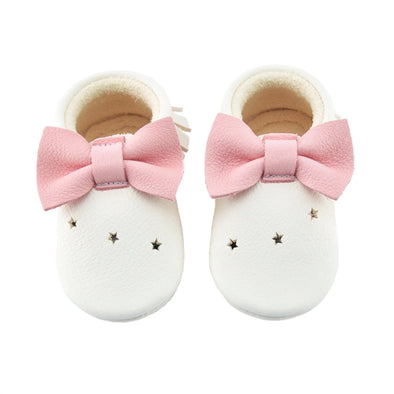 Little Lambo Handcrafted Moccasins - MAKE A WISH -Just too Sweet - Babies and Kids Concept Store