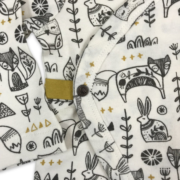 finn+emma HYGGE organic L/S bodysuit -Just too Sweet - Babies and Kids Concept Store