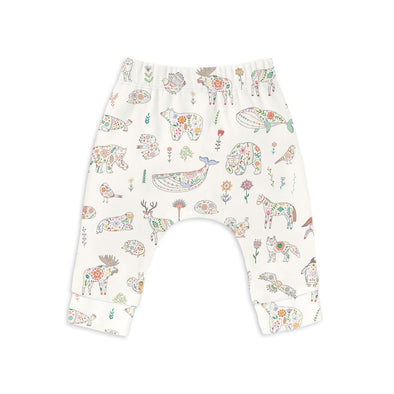 Sleep no more LESS IS ENOUGH organic baby leggings -Just too Sweet - Babies and Kids Concept Store