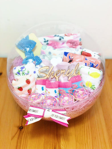 Just Too Sweet LITTLE PRINCESS baby hamper -Just too Sweet - Babies and Kids Concept Store