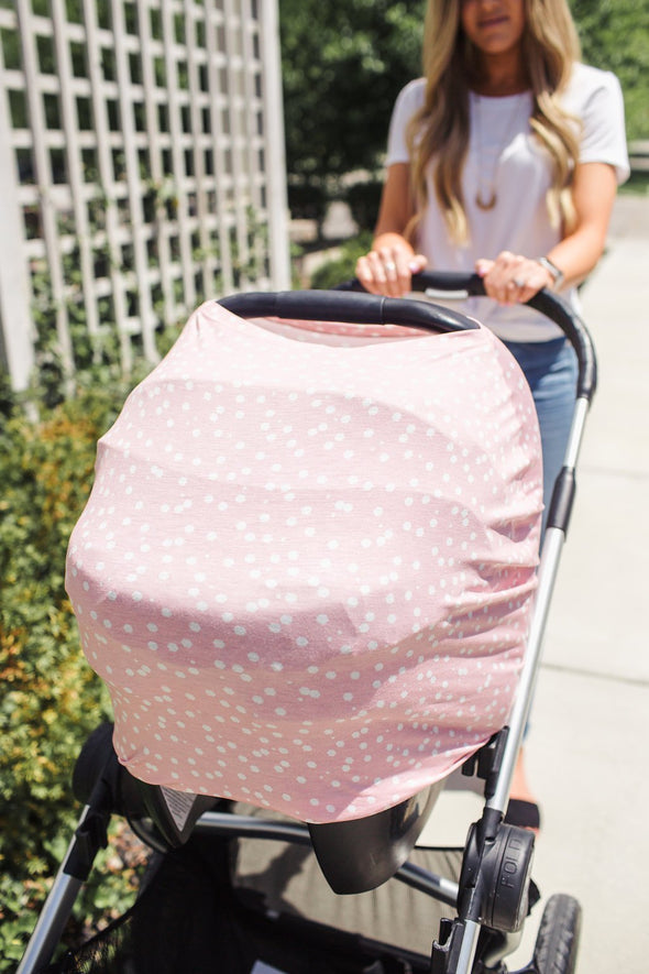 Copper Pearl LUCY multi-use cover -Just too Sweet - Babies and Kids Concept Store