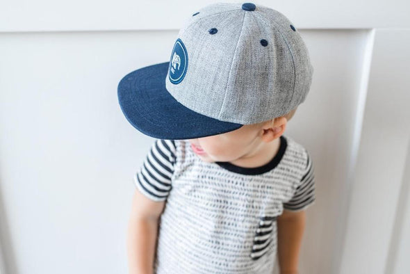 Jack & Winn Navy Mtoto ™ -Just too Sweet - Babies and Kids Concept Store