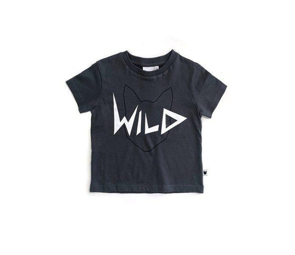 Tobias&the Bear Organic Wild Tee -Just too Sweet - Babies and Kids Concept Store