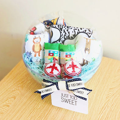 Just Too Sweet PLAY WITH ME baby hamper -Just too Sweet - Babies and Kids Concept Store