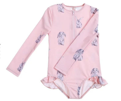 "Willow Swim ""SOPHIA"" IN FUNNY BUNNY -Just too Sweet - Babies and Kids Concept Store"