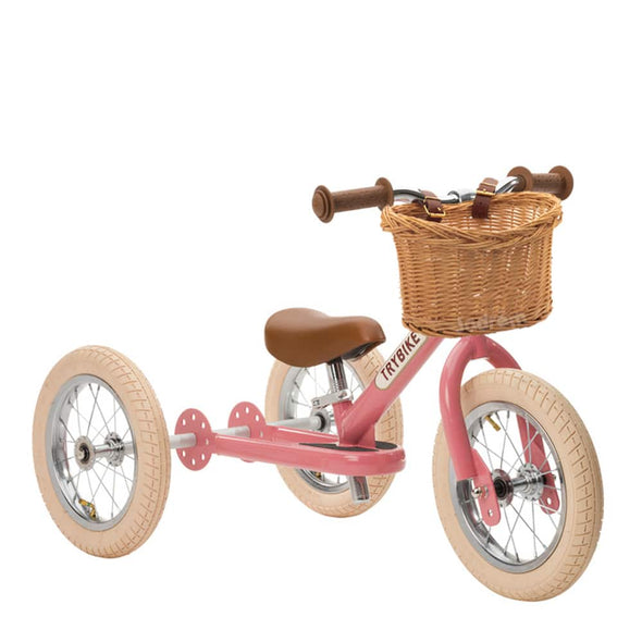 Trybike Trybike Basket -Just too Sweet - Babies and Kids Concept Store